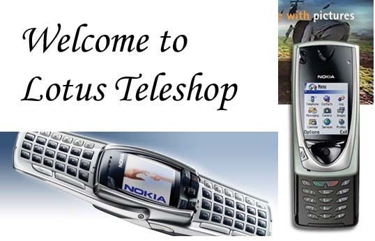 Lotus Teleshop: Handphone Service and Accessories